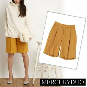 MERCURY マーキュリー 【DUO】 ブークレタックハーフパンツ 001530700201 【15AW1】【SALE】【40%OFF】<img class='new_mark_img2' src='//img.shop-pro.jp/img/new/icons20.gif' style='border:none;display:inline;margin:0px;padding:0px;width:auto;' />