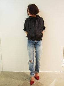 UNGRID アングリッド 【Casual】ブリーチボーイズデニム 111531424801 【15AW1】【SALE】【70%OFF】<img class='new_mark_img2' src='https://img.shop-pro.jp/img/new/icons20.gif' style='border:none;display:inline;margin:0px;padding:0px;width:auto;' />