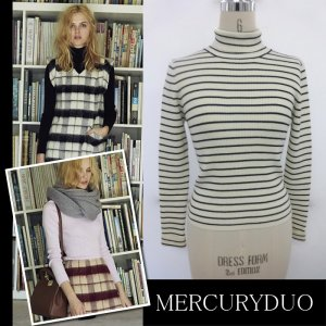 MERCURY マーキュリー 【DUO】 リブタートル袖折り返しニット 001540500101 【15AW2】【SALE】【30%OFF】<img class='new_mark_img2' src='//img.shop-pro.jp/img/new/icons20.gif' style='border:none;display:inline;margin:0px;padding:0px;width:auto;' />