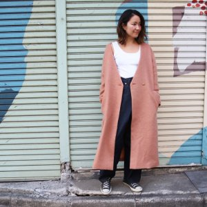 TODAYFUL トゥデイフル Sliver Knit Coat 11720008 【17AW2】【先行予約】【クレジット限定 納期10月〜11月頃予定】 <img class='new_mark_img2' src='https://img.shop-pro.jp/img/new/icons15.gif' style='border:none;display:inline;margin:0px;padding:0px;width:auto;' />