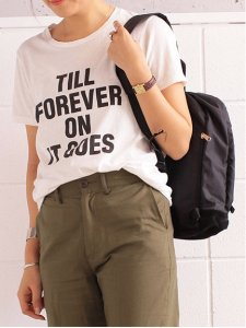 TODAYFUL トゥデイフル Basic Logo Tee 11610615 【16SS1】【SALE】【20%OFF】<img class='new_mark_img2' src='//img.shop-pro.jp/img/new/icons20.gif' style='border:none;display:inline;margin:0px;padding:0px;width:auto;' />