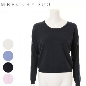 MERCURY マーキュリー 【BSC】 ベーシッククルーニット 001610500701 【16SS1】【人気商品】<img class='new_mark_img2' src='//img.shop-pro.jp/img/new/icons31.gif' style='border:none;display:inline;margin:0px;padding:0px;width:auto;' />