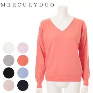 MERCURY マーキュリー 【BSC】 ベーシックVネックニット 001610500801 【16SS1】【人気商品】<img class='new_mark_img2' src='https://img.shop-pro.jp/img/new/icons31.gif' style='border:none;display:inline;margin:0px;padding:0px;width:auto;' />