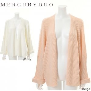 MERCURY マーキュリー 【DUO】ブークレショートオーバーニット 001610501701 【16SS1】【SALE】【50%OFF】<img class='new_mark_img2' src='https://img.shop-pro.jp/img/new/icons20.gif' style='border:none;display:inline;margin:0px;padding:0px;width:auto;' />