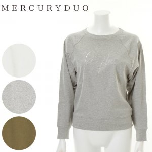MERCURY マーキュリー 【DUO】 Jolie Fleur 2Way フォルムカットソー 001610600101 【16SS1】【SALE】【50%OFF】<img class='new_mark_img2' src='//img.shop-pro.jp/img/new/icons20.gif' style='border:none;display:inline;margin:0px;padding:0px;width:auto;' />