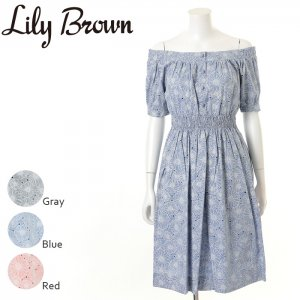 LILYBROWN ��꡼�֥饦�� �ɽ����ץ��ȥ��� LWFO161048 ��16SS1�ۡڿ����<img class='new_mark_img2' src='http://diva-brandshop.com/img/new/icons11.gif' style='border:none;display:inline;margin:0px;padding:0px;width:auto;' />