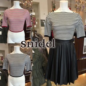 SNIDEL����ץ��֥ϥ��ͥå��˥å� SWNT144269 ��14AW�ۡ�SALE�ۡ�50��OFF��<img class='new_mark_img2' src='http://diva-brandshop.com/img/new/icons20.gif' style='border:none;display:inline;margin:0px;padding:0px;width:auto;' />