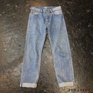 【SOLDOUT】TODAYFUL トゥデイフル FRED's Denim 11621410 【16AW2】 <img class='new_mark_img2' src='//img.shop-pro.jp/img/new/icons47.gif' style='border:none;display:inline;margin:0px;padding:0px;width:auto;' />