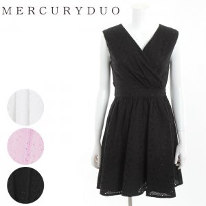 MERCURY マーキュリー 【DUO】 カットワークレースカシュOP 001620301601 【16SS2】【SALE】【30%OFF】<img class='new_mark_img2' src='https://img.shop-pro.jp/img/new/icons20.gif' style='border:none;display:inline;margin:0px;padding:0px;width:auto;' />