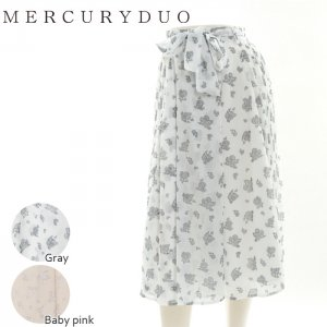 MERCURY マーキュリー 【DUO】 MIXフラワーガウチョPT 001620700601 【16SS2】【SALE】【30%OFF】<img class='new_mark_img2' src='https://img.shop-pro.jp/img/new/icons20.gif' style='border:none;display:inline;margin:0px;padding:0px;width:auto;' />
