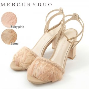 MERCURY マーキュリー 【GDS】 フェイクスエードfeatherサンダル 001621800401 【16SS2】【50%OFF】<img class='new_mark_img2' src='https://img.shop-pro.jp/img/new/icons20.gif' style='border:none;display:inline;margin:0px;padding:0px;width:auto;' />