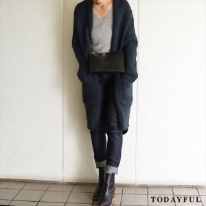 【SOLDOUT】TODAYFUL トゥデイフル JENNY's Denim 11621412 【16AW2】 <img class='new_mark_img2' src='https://img.shop-pro.jp/img/new/icons47.gif' style='border:none;display:inline;margin:0px;padding:0px;width:auto;' />