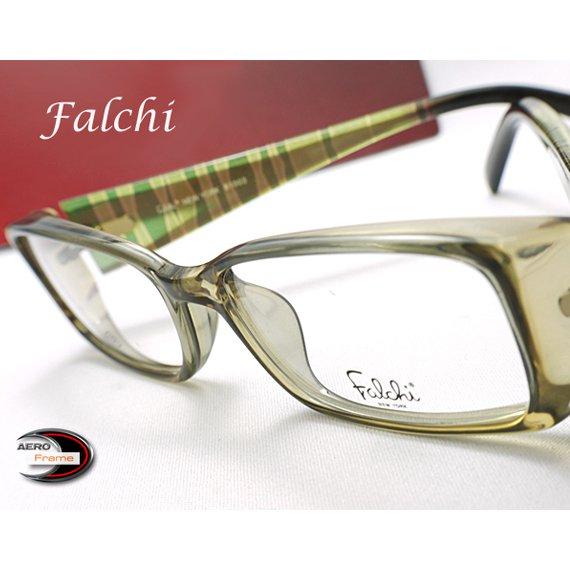 【メガネ通販】Falchi NEW YORK  セルフ...