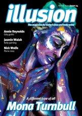 【クロネコDM便対応!】『ILLUSION』 Issue 24