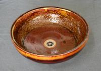 手造り手洗い鉢