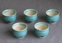 煎茶碗(小)5客揃い