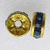 4.5mm・カプリブルー(ロンデル)