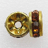 4.5mm・トパーズ(ロンデル)