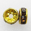 5.5mm・スモークトパーズ(ロンデル)