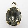 10x8・ブラックダイアモンド(1ループ・ov)