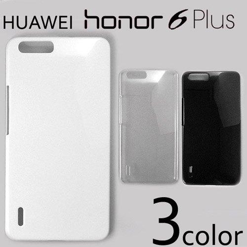 HUAWEI honor6 Plus ケースカバー 無地 スマートフォンケース