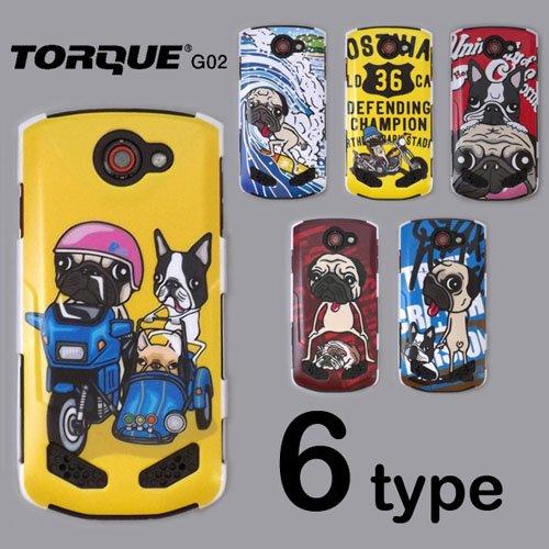 TOROUE G02 ケースカバー けいすけ デザイン スマートフォンケース