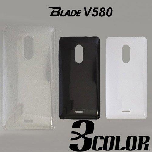 ZTE Blade V580 ケースカバー 無地 スマートフォンケース