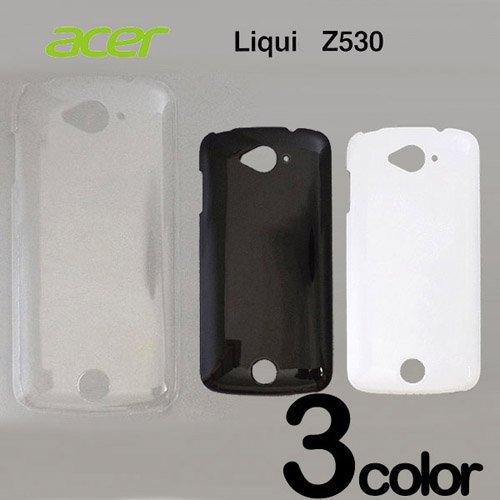 Acer Liquid Z530 ケースカバー 無地 スマートフォンケース