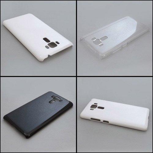ZenFone 3 Laser ZC551KL ケースカバー 無地 スマートフォンケース