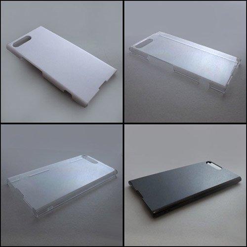 Xperia XZ Premium SO-04J ケースカバー 無地 スマートフォンケース