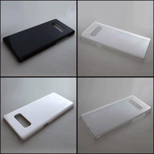 Galaxy Note8 SC-01K/SCV37 ケースカバー 無地 スマートフォンケース