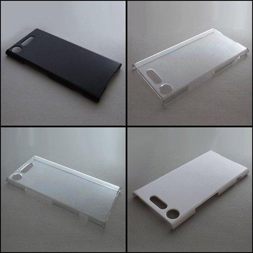 Xperia XZ1 SO-01K/SOV36/701SO ケースカバー 無地 スマートフォンケース