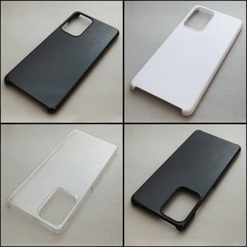 Galaxy A52 5G SC-53B ケースカバー 無地 スマートフォンケース