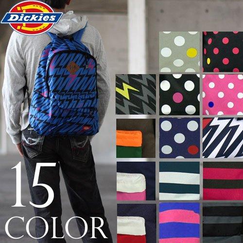 【送料無料】【Dickies】ディッキーズ デイパック リュック 15color