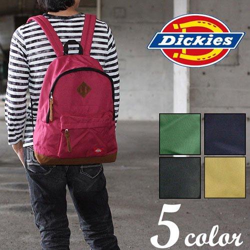送料無料【Dickies】 ディッキーズ 底スエードデイパック リュック