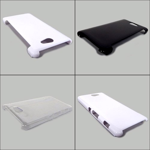 Xperia ZL2 SOL25 ケースカバー 無地 スマートフォンケース au