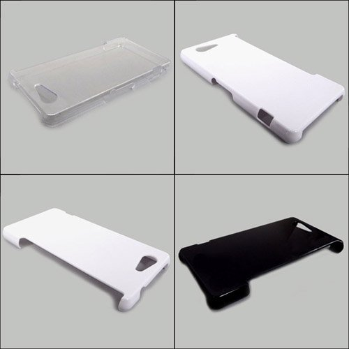 Xperia Z3 SO-02G ケースカバー 無地 スマートフォンケース docomo