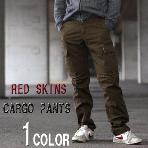 RED SKINS カーゴパンツ