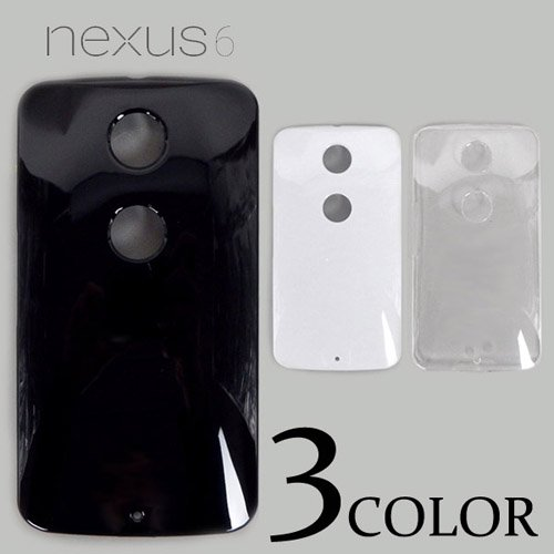 nexus 6ケースカバー 無地 スマートフォンケース Y!mobile