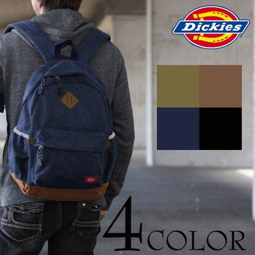 【送料無料】【Dickies】ディッキーズ カラーキャンバス リュック リュックサック
