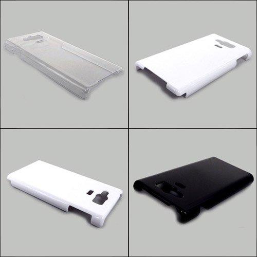 AQUOS SERIE mini SHV31 ケースカバー 無地 スマートフォンケースau