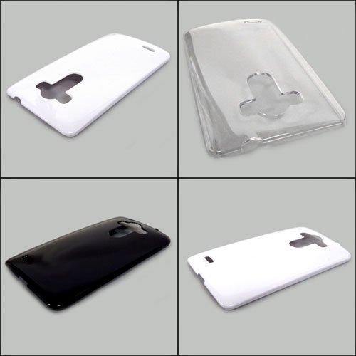 isai vivid LGV32 ケースカバー 無地 スマートフォンケース au