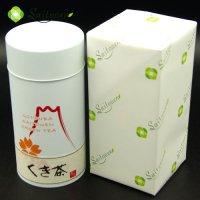 【D-7】斉藤園オリジナル くき茶 200g缶入