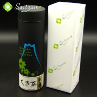 【L-6】斉藤園オリジナル 特撰くき茶 150g缶入