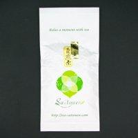 静岡県産深蒸し茶 斉藤園オリジナル 高級煎茶最上100gパック