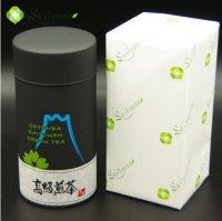 【D-3】斉藤園オリジナル 高級煎茶 200g缶入