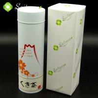 【L-7】斉藤園オリジナル くき茶 150g缶入