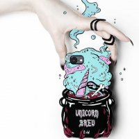 【ROGUE+WOLF】UNICORN BREW PHONE CASE