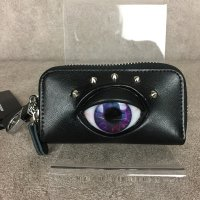 【MALICIOUS.X】EYE KEY CASE / PURPLE