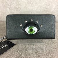 【MALICIOUS.X】EYE WALLET LONG / GREEN